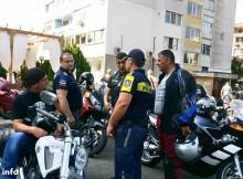 16 дават обяснения в полицията след идването на Нощните вълци в Бургас