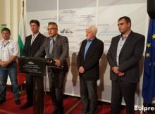 Валери Жаблянов: БСП ще подкрепи стачните действия на работниците в Стомана - Перник