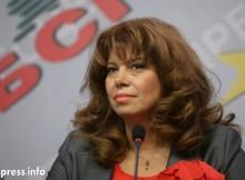 Йотова: Скандално е Кристалина Георгиева да блокира възможността на Бокова да застане начело на ООН