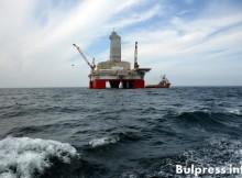 """""""Газпром"""" отлага производството на газ на шелфа"""