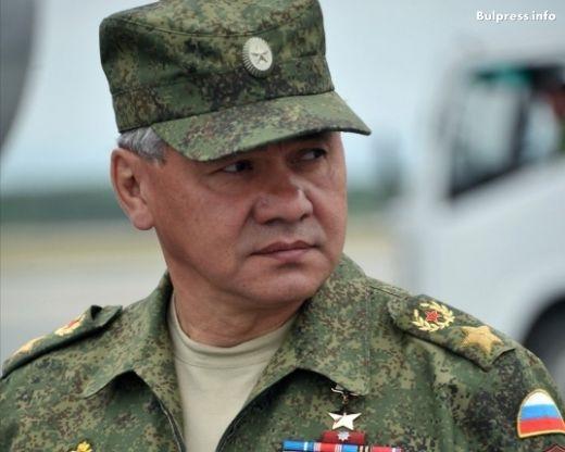 Шойгу обяви колко мощна войскова групировка има вече Русия в Крим
