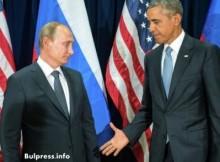 Ексклузивно! Ето какво поиска Путин от Обама в разговор по телефона