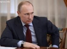 Путин създава Национална гвардия на Русия