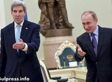 Джон Кери: Разговорът ни с Путин бе откровен и продуктивен