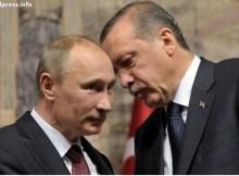 Сензационна версия! Руските военни спасили Ердоган?