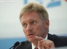 Дмитрий Песков: Президентът Путин постоянно следи положението в Турция