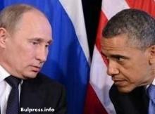 Путин честити на Обама националния празник на САЩ, иска отново да работят заедно