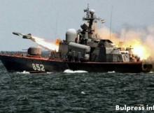 Русия открива нова военноморска база в Черно море