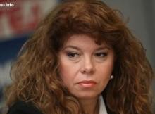 Илияна Йотова: Министър Даниел Митов да си пише оставката, ако е заповядал на посланик Нейнски да мълчи!