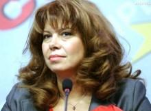 Илияна Йотова: След освиркването на Цачева ГЕРБ има проблем, БСП може да спечели президентския вот!