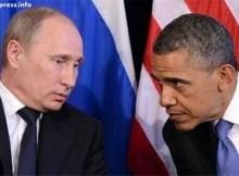 В навечерието на срещата на върха на НАТО - Путин звъни на Обама: Да засилим военното сътрудничество!