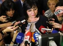 Корнелия Нинова: Оценката за управлението на Борисов е 3,5 по шестобалната система