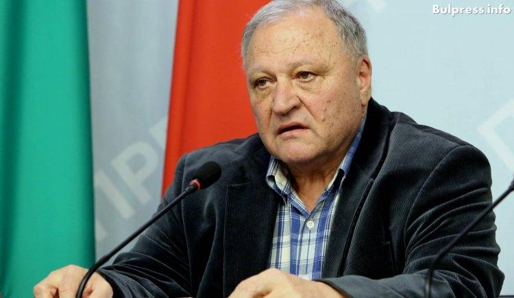 Димитър Дъбов: БСП продължава да защитава отмяната на санкциите към Русия