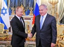 Путин и Нетаняху обсъдиха взаимодействието в борбата с тероризма