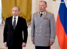 Командващият на операцията в Сирия се заема с отбраната на Крим