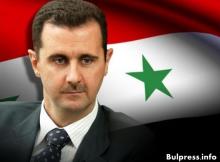 Башар Асад се изказа ласкаво за отношенията си с Путин
