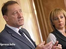 Експернишкият депутат Ангел Найденов стана дядо на близнаци