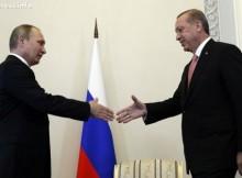 Важна новина от Москва! Ето как Ердоган оцени подкрепата на Русия след опита за преврат в Турция!