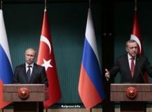 """Много важно! Ето какво каза Путин за """"Южен поток"""" и България"""