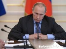 Путин освободи шефа на президентската администрация