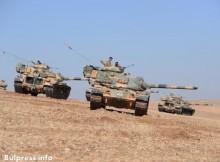 Русия коментира турското нахлуване в Сирия