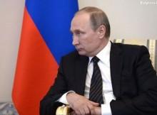Путин за терористичните актове в Крим: Украйна премина към практиката на терора