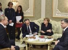 Кремъл е прекратил всякакви контакти с Порошенко след диверсията в Крим