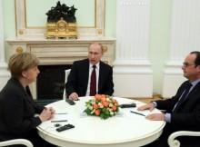 Путин, Меркел и Оланд ще разговарят на срещата на върха на Г-20