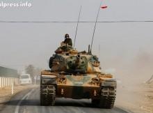 Според Москва Турция стигна по-далече в Сирия, отколкото обеща