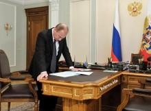 Путин: може да се помисли заплатите да се плащат с приоритет пред данъците