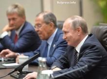 Песков разказа за срещата между Путин и Обама в кулоарите на Г-20