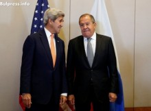 Лавров и Кери обсъдиха ядрените изпитания на Северна Корея