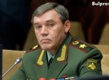 Началникът на руския Генщаб със смразяващо изявление към потенциалните противници!