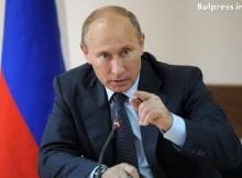 Путин размаха пръст на Северна Корея