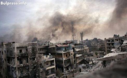 Скандал между САЩ и Русия в ООН след въздушен удар в Сирия