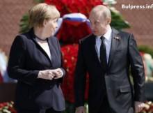 Путин отряза Меркел: Опитите ѝ да смени Бокова в битката за шеф на ООН са неприемливи!