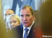 """Премиерът на Швеция опроверга слуховете за нарастваща """"руска заплаха"""""""