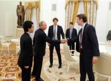 """Колежани от """"Итън"""" в Кремъл: Путин показа човешкото си лице"""