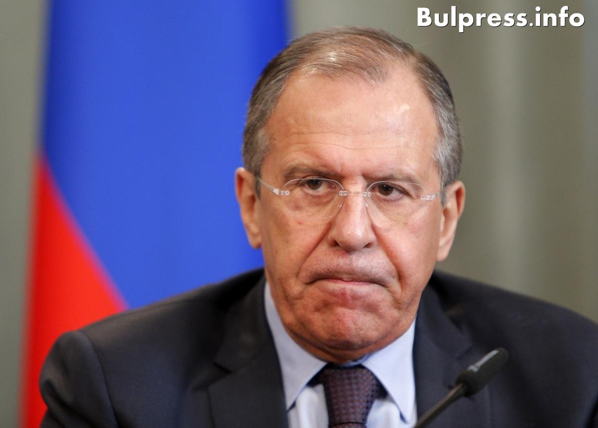 Лавров предложи да се разсекрети споразумението със САЩ по Сирия