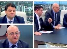 СКАНДАЛ В ЕФИР! Заместник на Бъчварова и депутат от БСП се хванаха за гушата заради Наредбата за приемане на бежанци