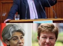 Атанас Зафиров от БСП с коментар за провала в ООН: Незабавна оставка на всички хрантутници и на Митов!