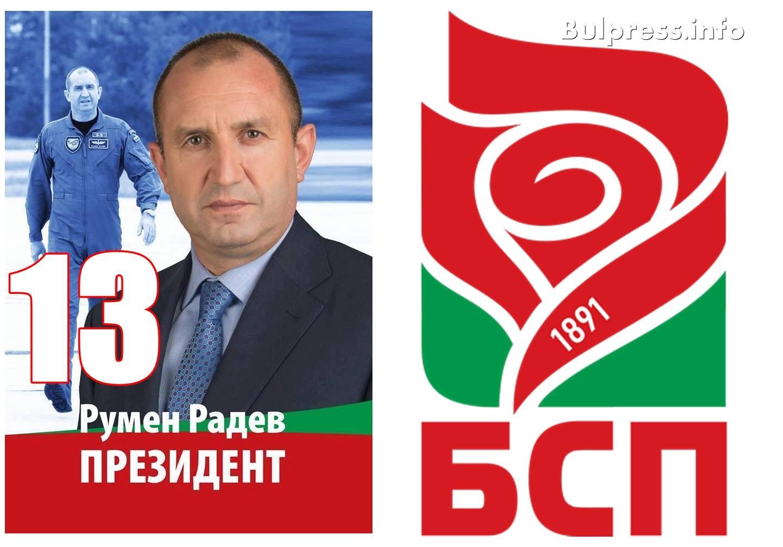 Выборы в Болгарии: пророссийский кандидат Румен Радев набрал 59,35% голосов избирателей - Цензор.НЕТ 4616