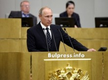 Путин се разсърди на Оланд, няма да ходи във Франция