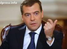 Извънредно от Москва! Евакуираха Медведев заради взривове (СНИМКИ/ВИДЕО)