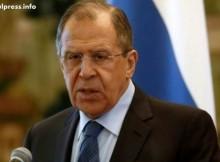 Лавров: Русия ще продължи усилията за уреждане на сирийския конфликт въпреки раздора със САЩ