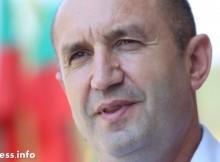 Ген. Румен Радев: Не деля българските граждани и уважавам всеки. Моята кауза е България!