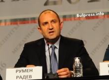 Радев направи сефтето като президент, срещна се с важна клечка (СНИМКИ)