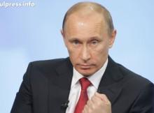 Путин с много силни думи след резолюцията на ЕС