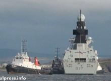 """""""Дейли мейл"""": Не, с тези кораби няма да ужасим Путин! (СНИМКИ)"""