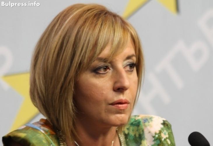 Мая Манолова от Харманли: Маскимално ускоряване на процедурите за извеждане на чужденците